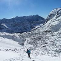 Hófödte hegycsúcsok ölelésében - amatőr téli túra a Lengyel Tátrában