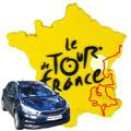 Tour de France - 18 napos körtúra a Francia-Alpok, Provence és Elzász főszereplésével