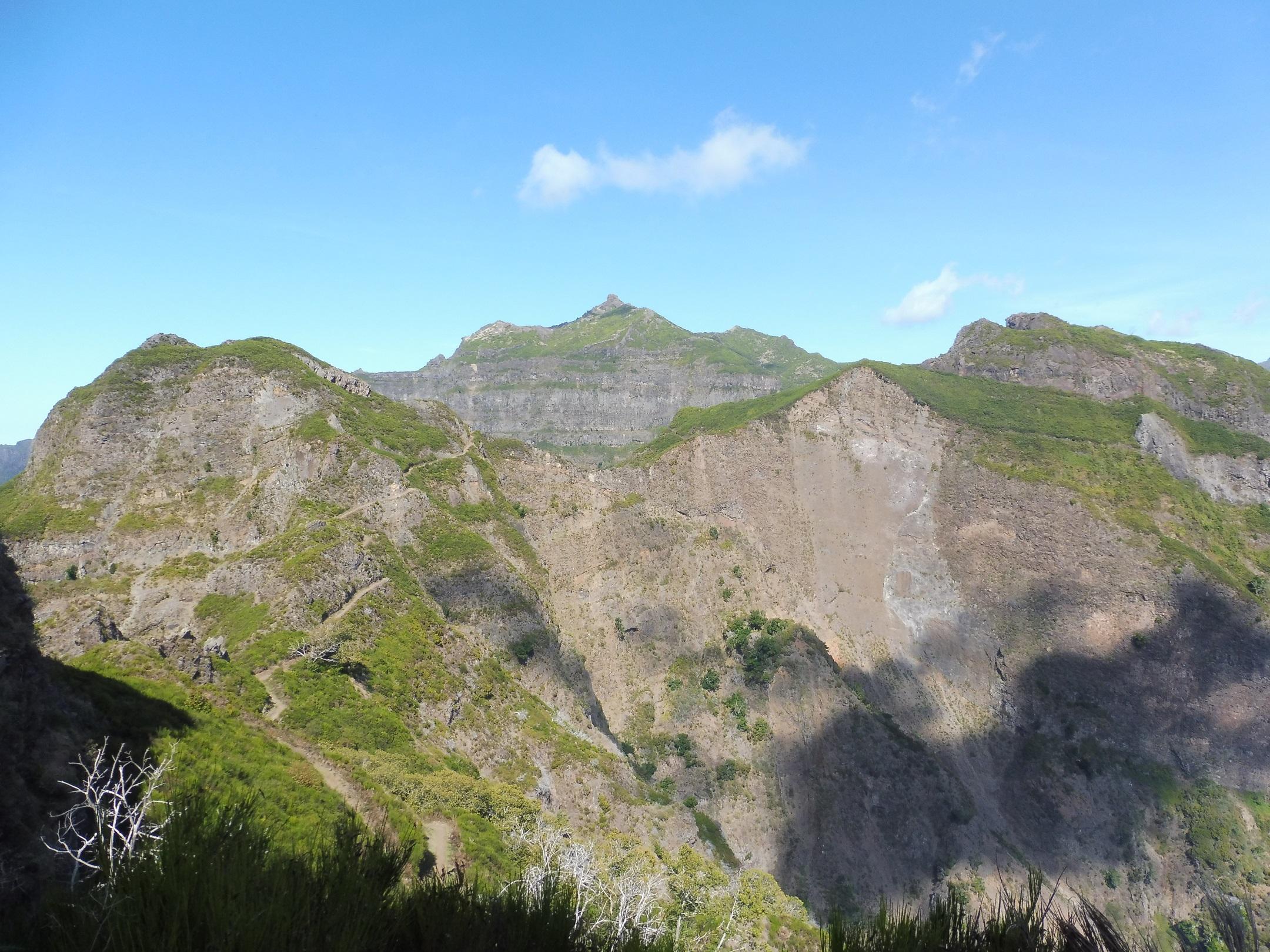 Pico Grande (1655 m)