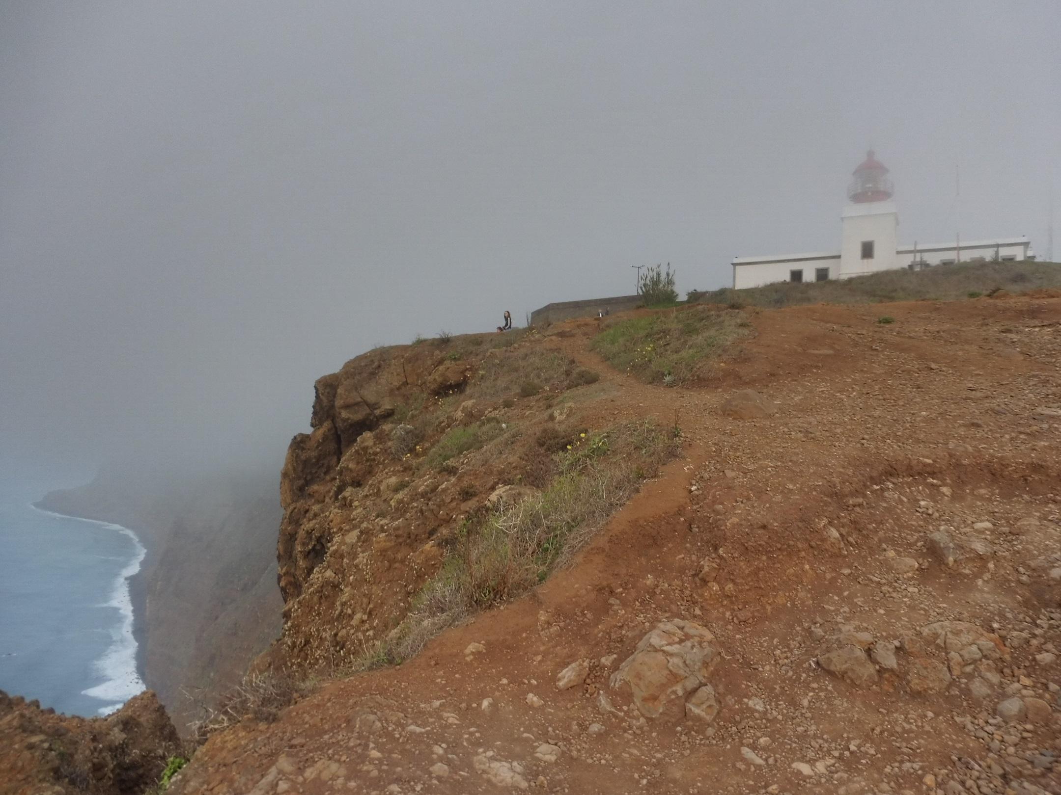 Faro de Ponta do Pargo