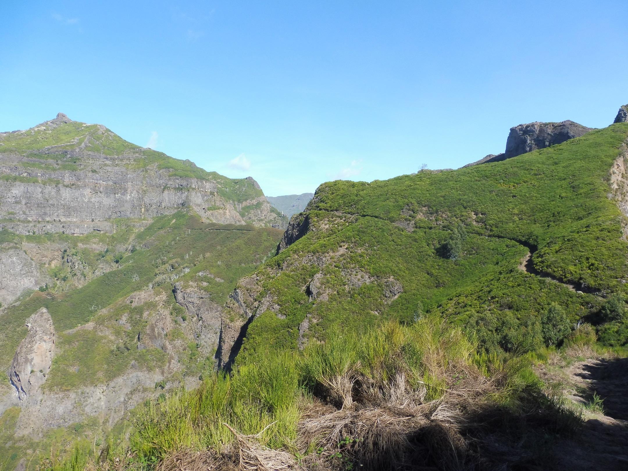 Úton a Pico Grandéra