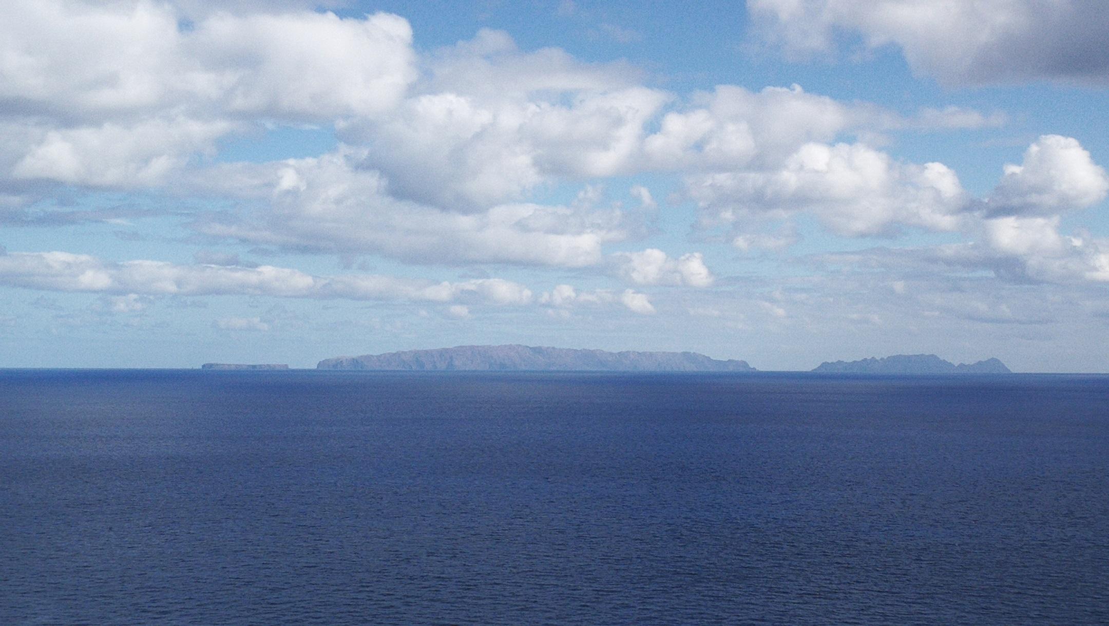 Ilhas Desertas, vagyis a Kopár-szigetek