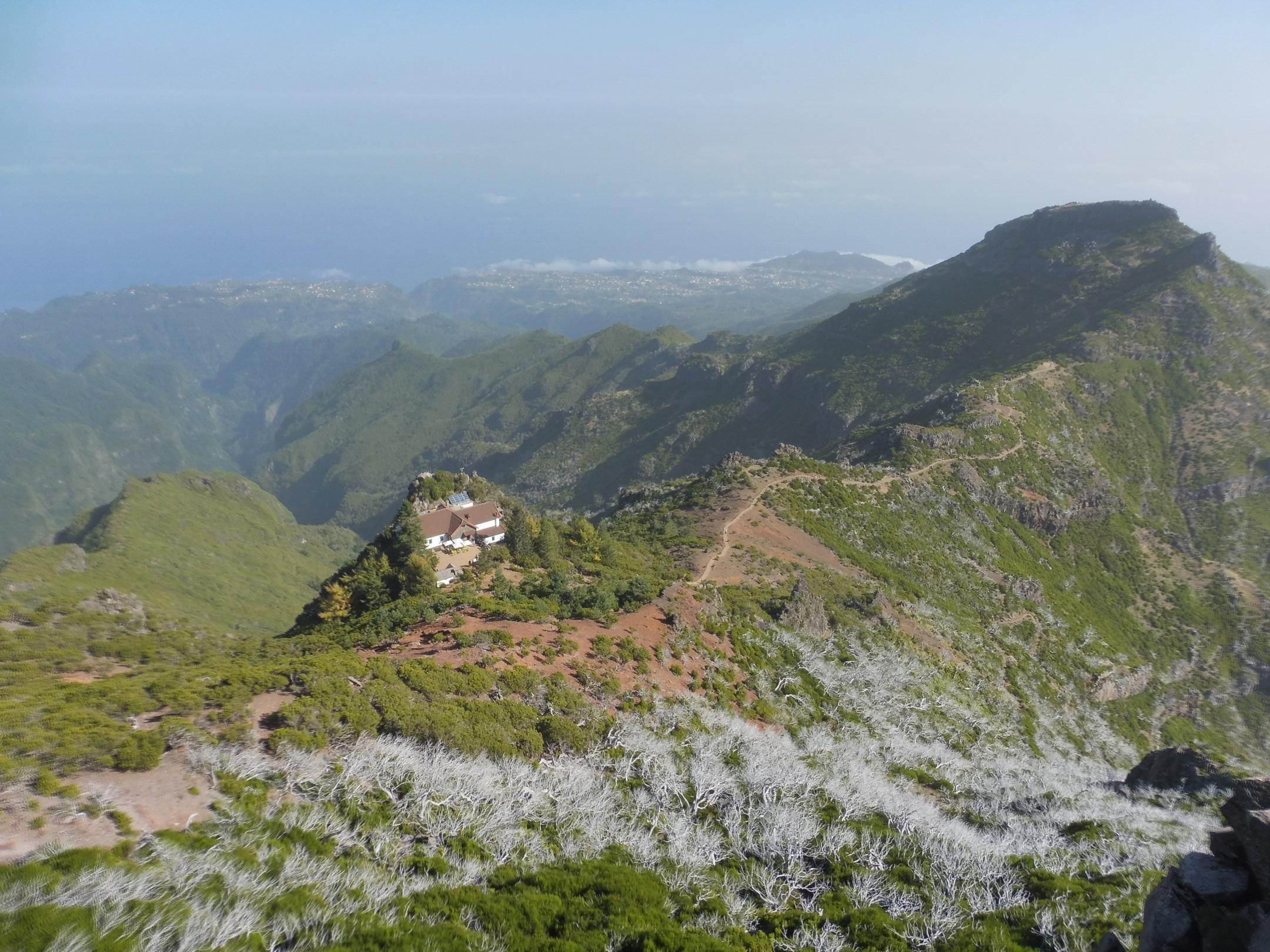 Casa de Abrigo do Pico Ruivo