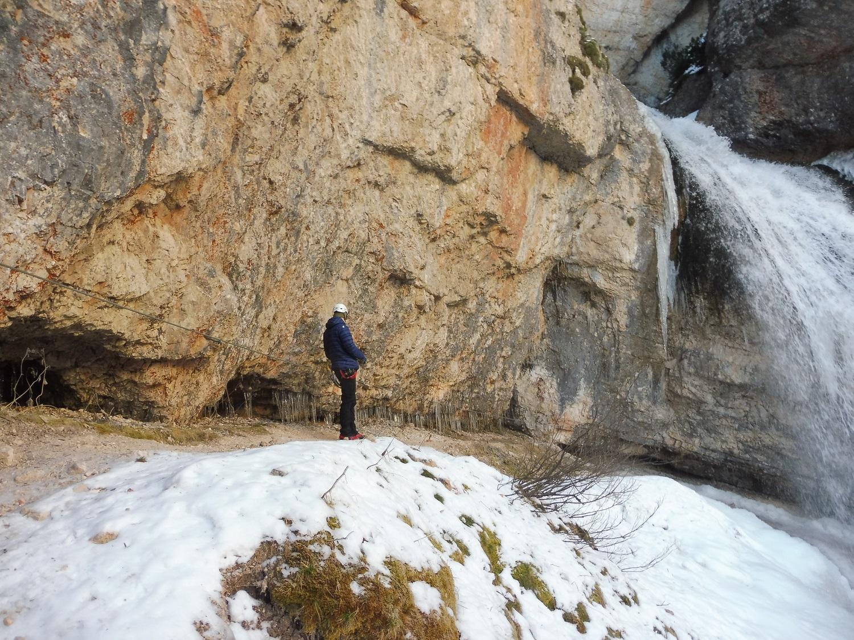 Az Alsó-Fanes-vízesés