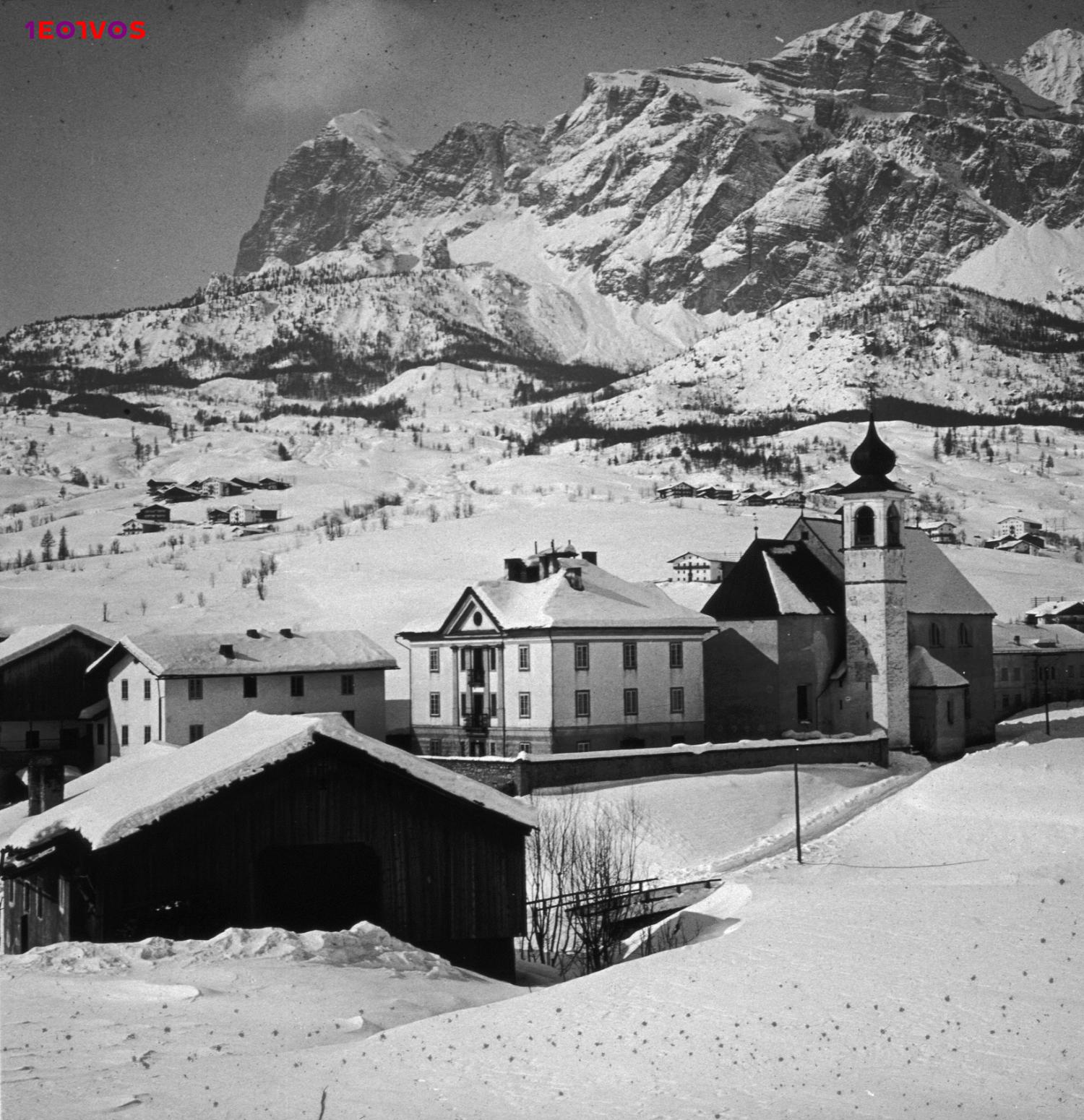 Cortina körülbelül 150 évvel ezelőtt