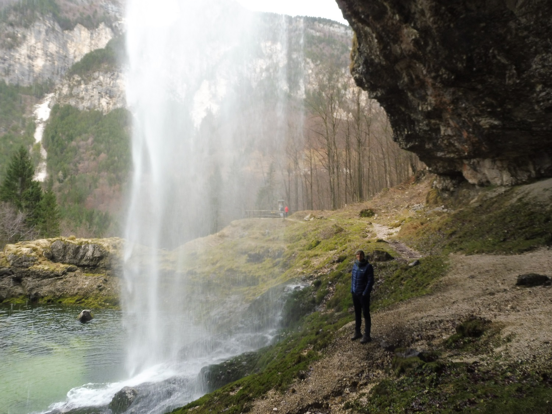 Cascata del Fontanone di Goriuda