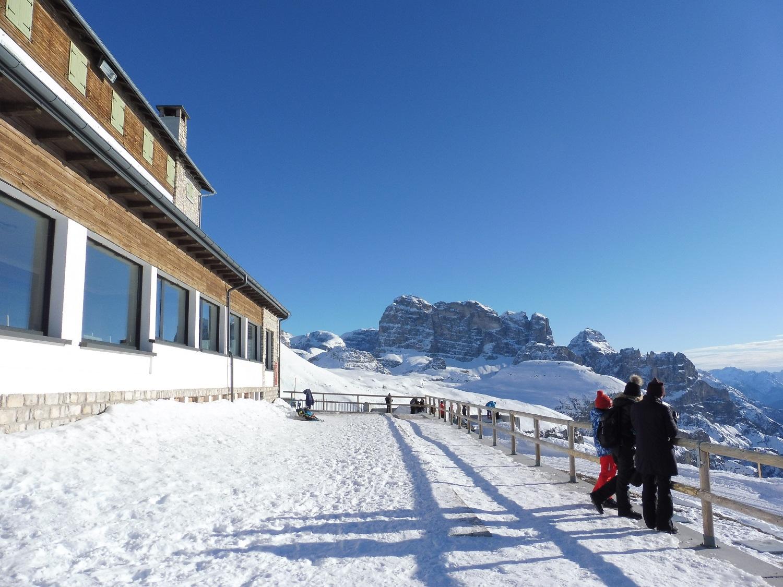 Rifugio Auronzo (2.333 m)