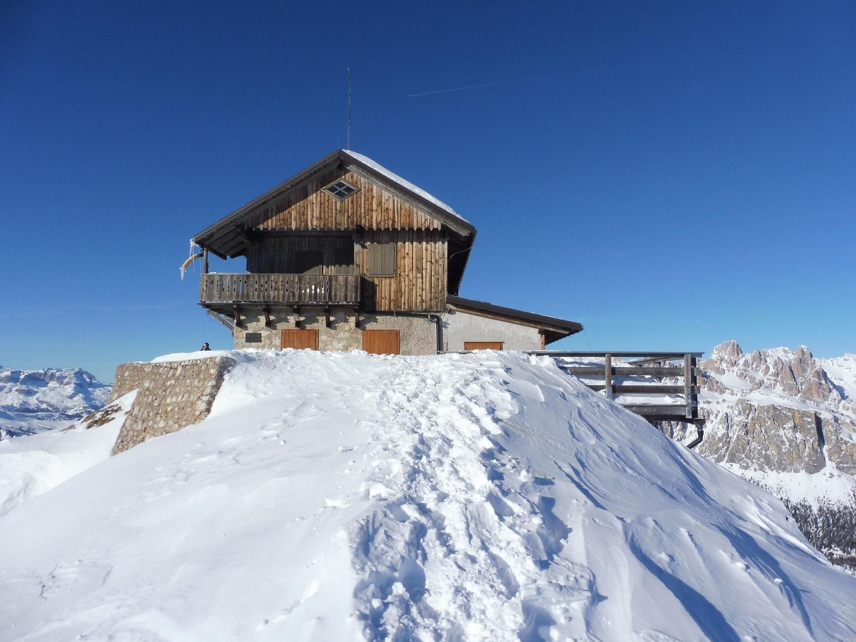Rifugio Nuvolau (2.574 m)