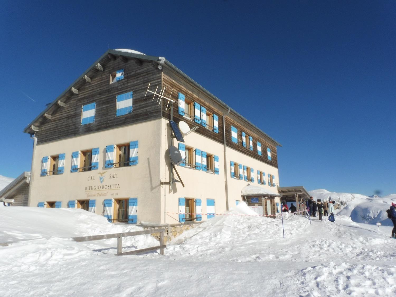 Rifugio Rosetta (2.581 m)
