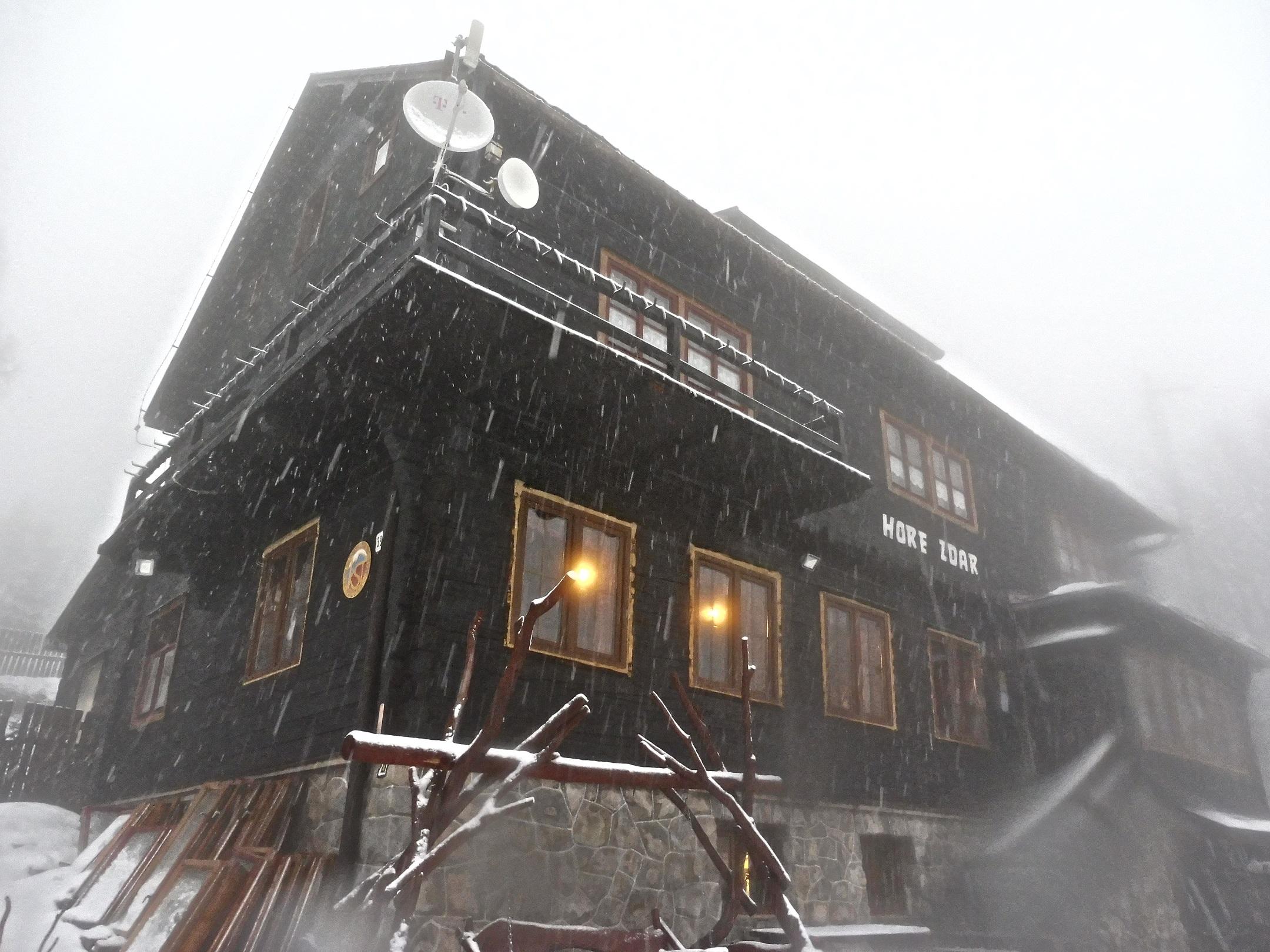 Chata pod Klacianskou Magurou turistaház