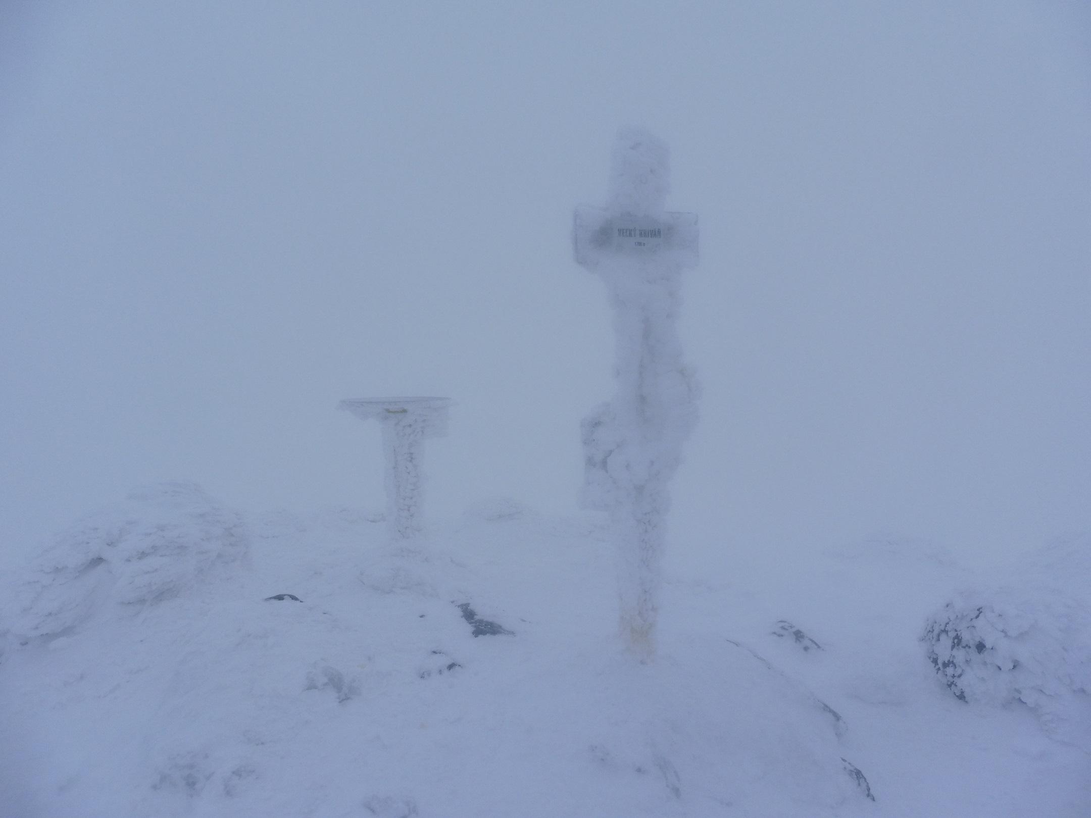 Velky Kriván (1709 m)