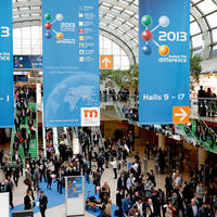 Műanyagos világkiállítás K-2013 Düsseldorf Messe