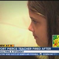 Amikor a tanár félemlít meg diákot
