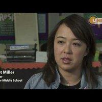 Egy tanár, aki harcba mert szállni a megfélemlítés ellen