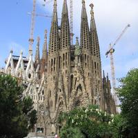 Barcelonai képek