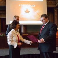 Egy neves agykutató előadásával és egy fiatal kutató díjazásával ünnepelte 25 éves jelenlétét hazánkban a Wörwag Pharma