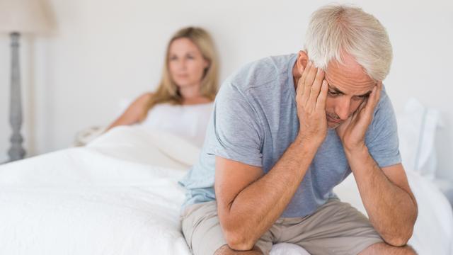 A merevedési zavarról – nem csak férfiaknak