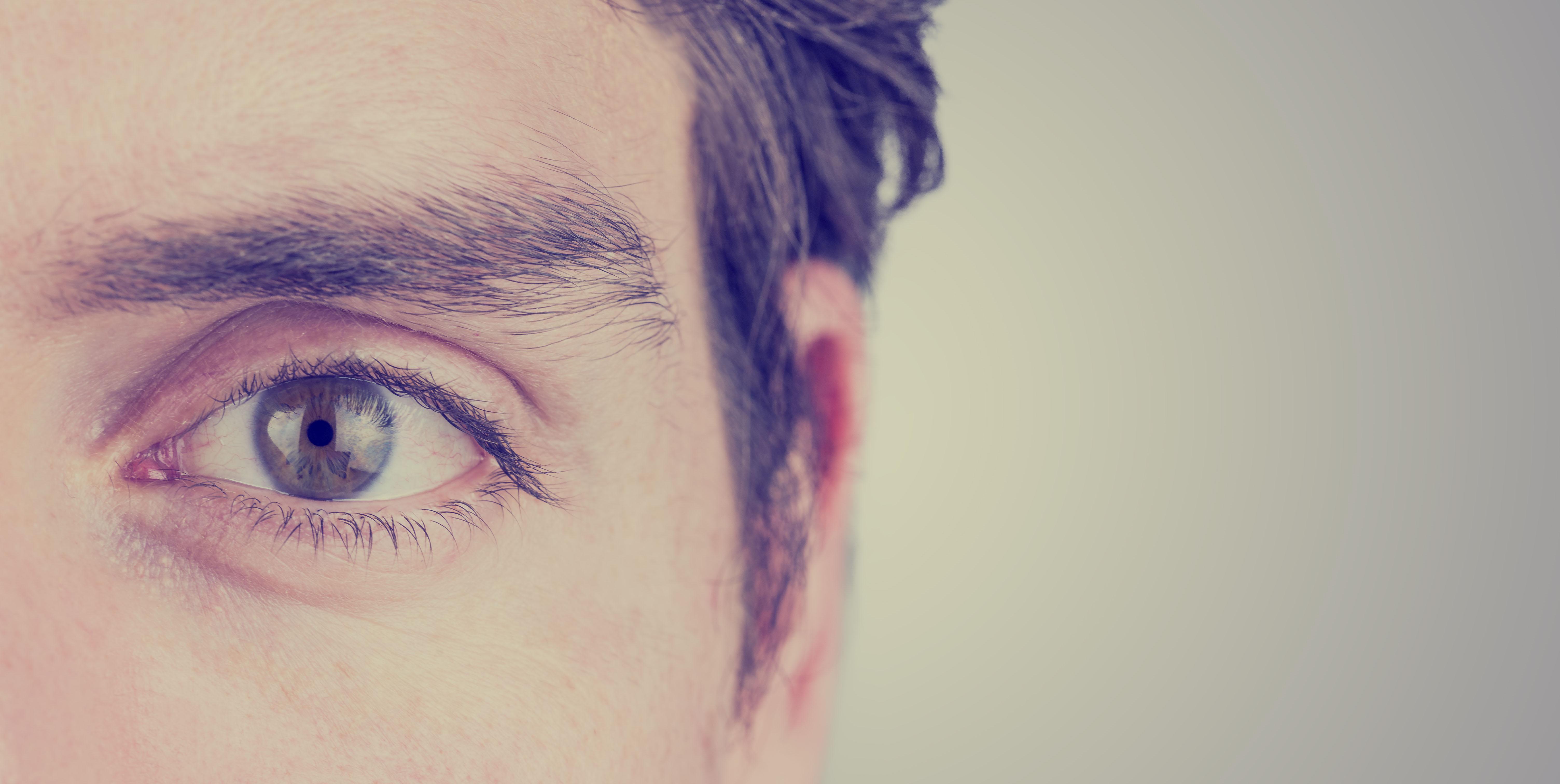 látás és a bőr állapota