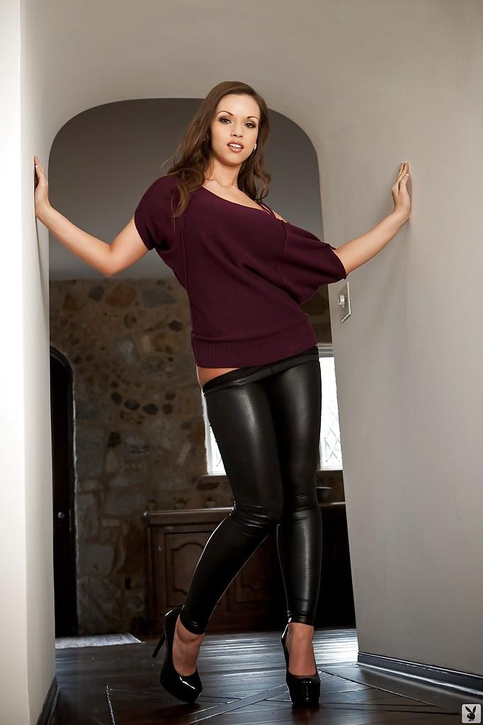 Elizabeth leather kayleigh