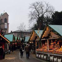 Karlsruhe karácsonyi vásár