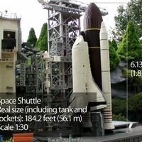 Lego-űrközpont 750 000 elemből