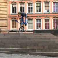 Kerékpáros szöcske