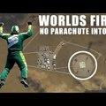 Célbaugrás hét és fél kilométer magasból - ejtőernyő nélkül