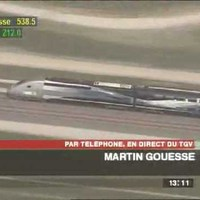 A világ leggyorsabb (hagyományos) vonata