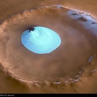 Víz a Marson