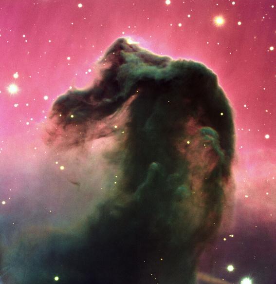 Lófej csillagköd - és egyéb űrcsodák