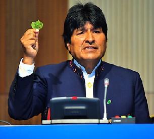 Bolívia tiltakozik