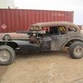 Képek a Mad Max 4. Fury Road kulisszái mögül