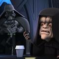 Star Wars Detours: Poénok, animáció, Star Wars