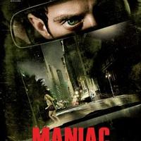 Poszteren: Maniac / Elmebeteg