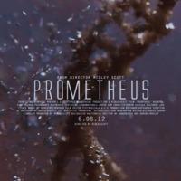 Prometheus mozgó poszter