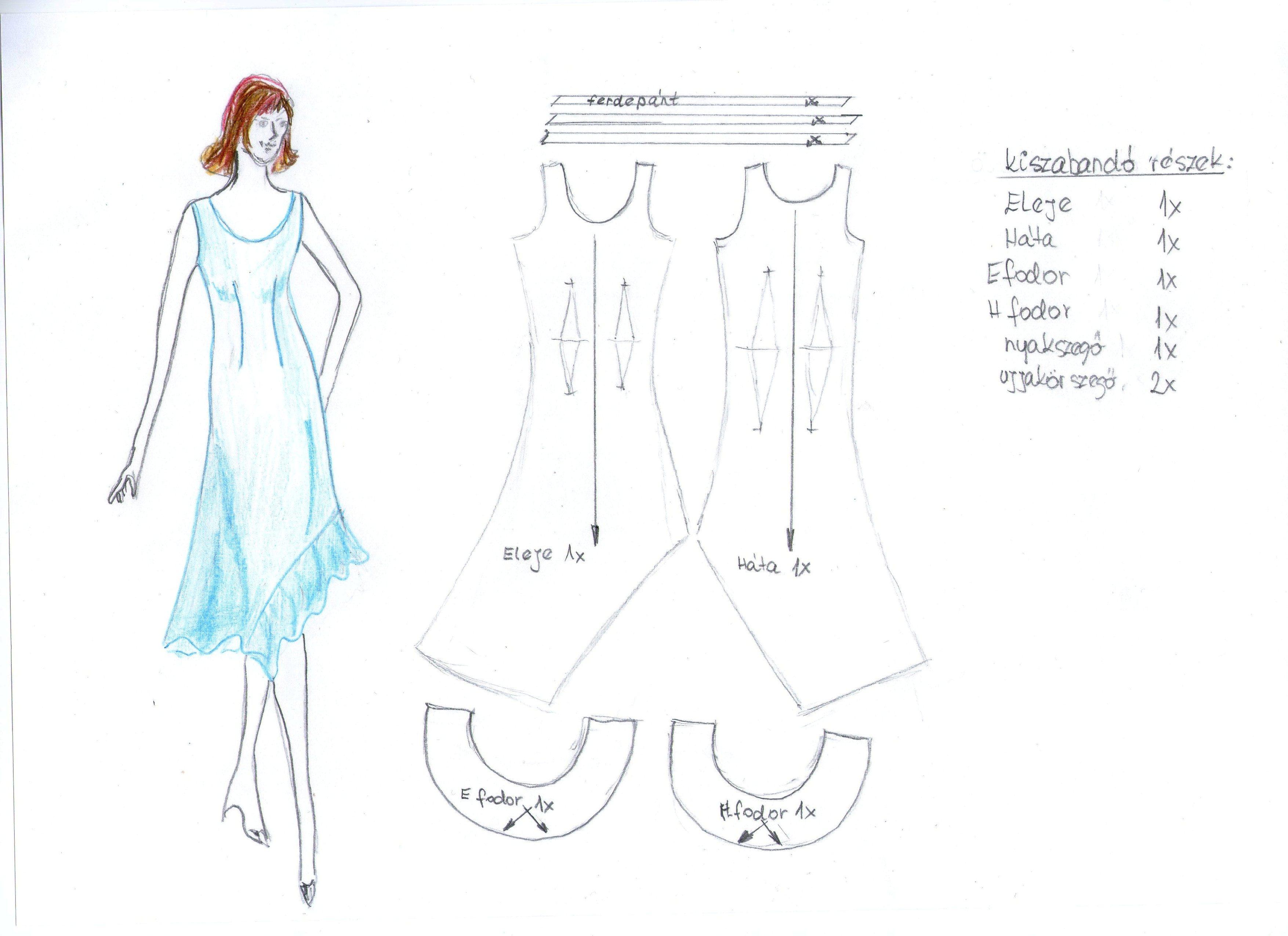 szabásminta - Kalandos ruhatár c4bf40432b