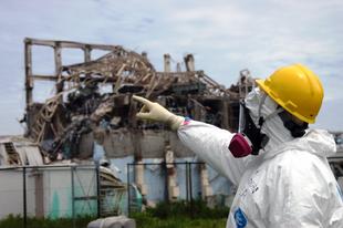 """Mi """"folyik"""" Fukushimában?"""