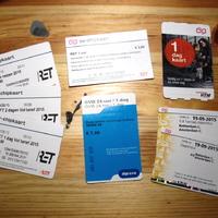 Leírás: Tömegközlekedés Hollandiában turistaként