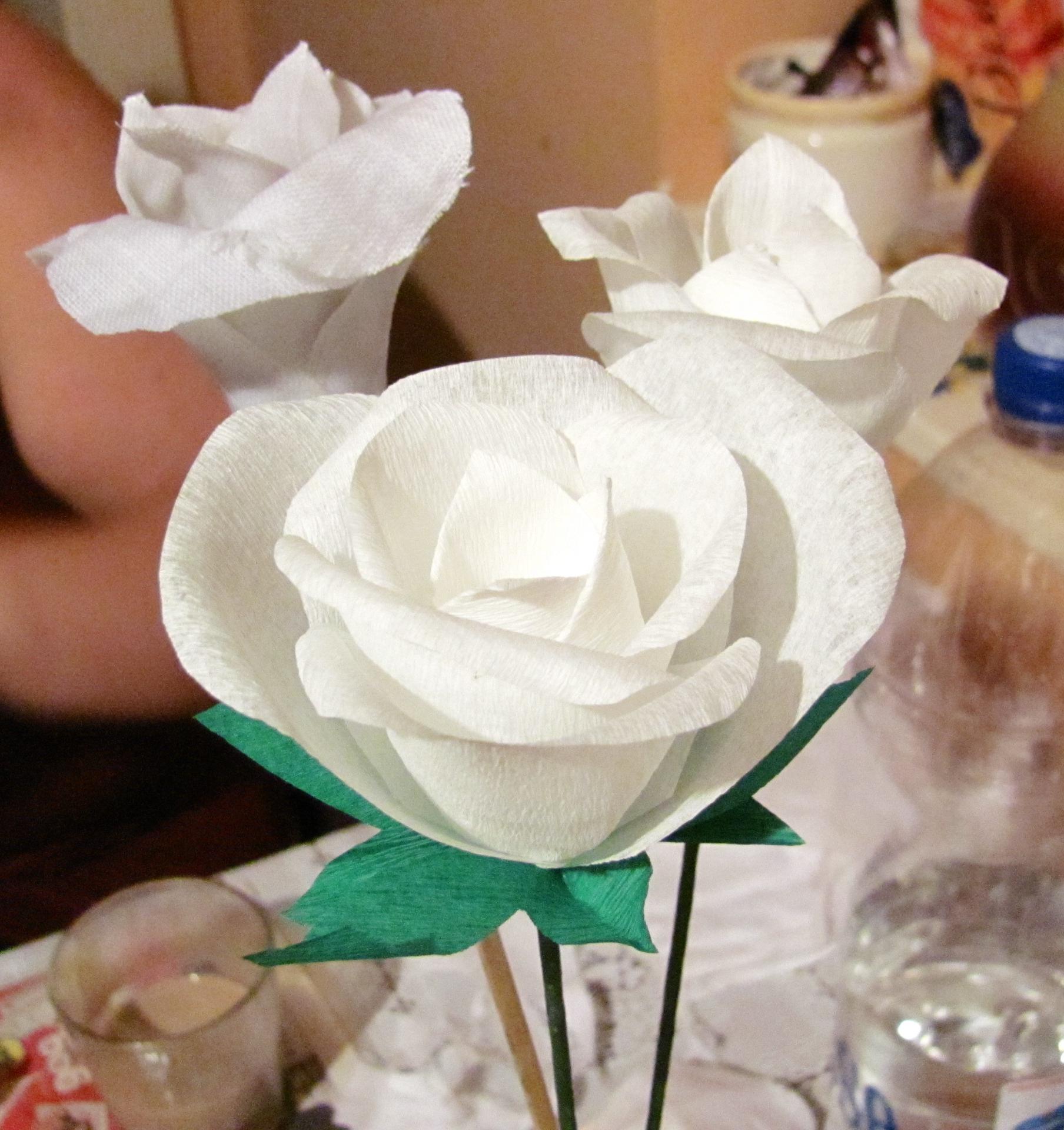 Egy prototípus rózsa és további kísérletezgetések :)