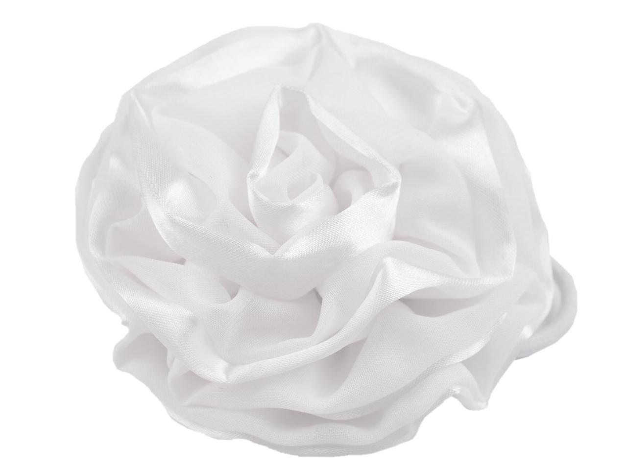 Nagy rózsa, pl hajba