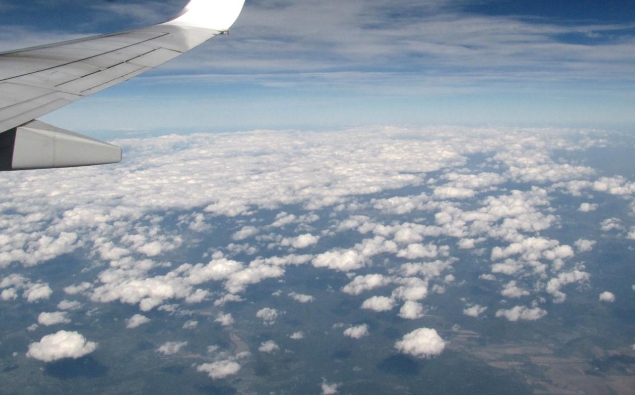 Első repülőutam :)