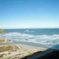 Faültetés, Sandfly Beach