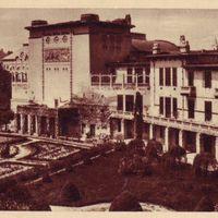 A veszprémi Petőfi Színház épülete