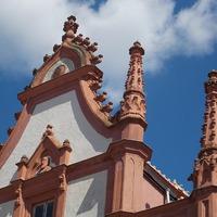 Kulturális Örökségünk - a könyvtár épülete