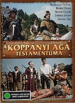 Koppányi aga testamentuma filmplakát