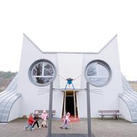 Macska-játszóház gyerekeknek