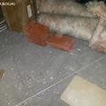 Hőszigetelt, járható fafödém házilag