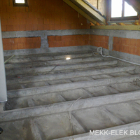 Hőszigetelt, járható padlás házilag