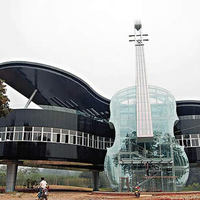 Piano-ház (Kina)