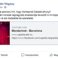 Montserrat Caballét a meleg férfiak is gyászolják